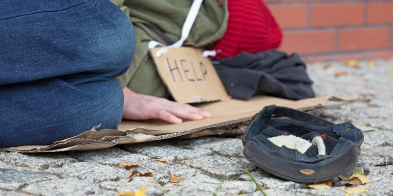 The Government Can't Fight Poverty — It All Starts And Ends WithYou