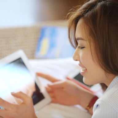 10 Ways I Got Through My Childhood Without An iPad