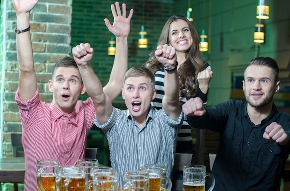 The 5 Types Of World Cup Fans In AmericanBars
