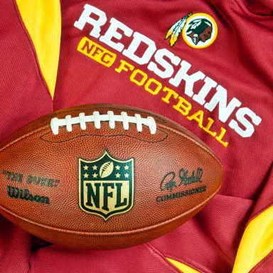 US Patent & Trademark Office Gives Washington Redskins The Tomahawk Chop