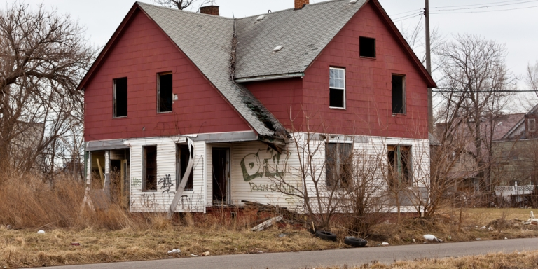 I Was Almost Murdered After Walking Into An Abandoned House InDetroit