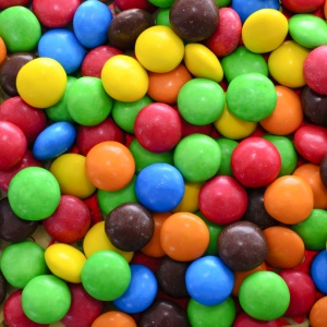 A Comprehensive Ranking Of M&M's Flavors