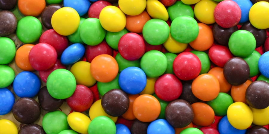 A Comprehensive Ranking Of M&M'sFlavors