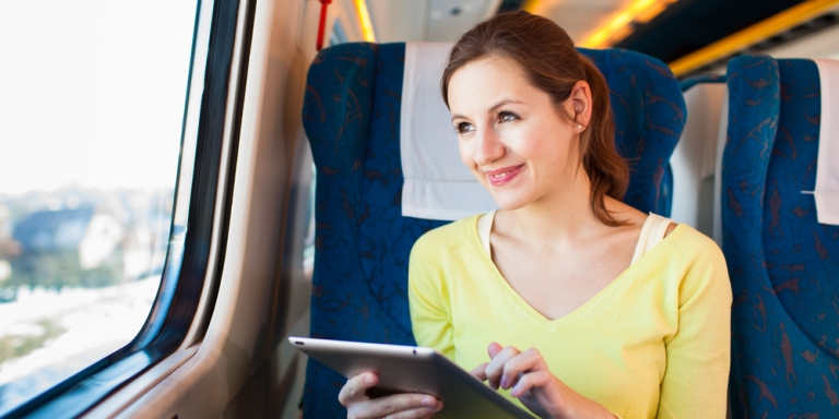 11 Fun Ways You Can Pass The Time On Your Long CommuteHome