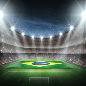 Brazil's World Cup: Making Riches In A Poor Country