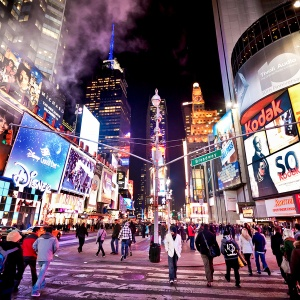 11 Reasons Why Times Square Is The Coolest Place In New York