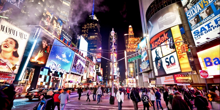 11 Reasons Why Times Square Is The Coolest Place In NewYork