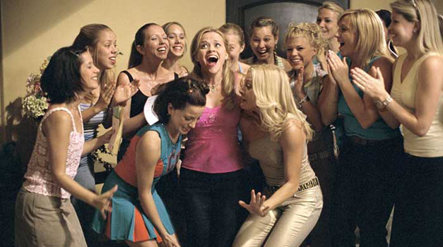 The 6 Worst Sisters In Every SororityHouse