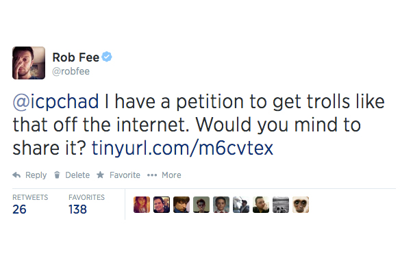 A Gun Nut Thought He Was Tweeting A Petition To Ban Internet Trolls, But Wait Until You See What He ActuallyShared
