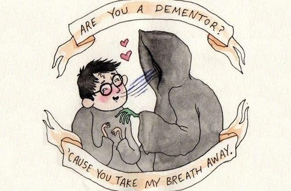 A Hilarious Collection Of Harry Potter Pick UpLines