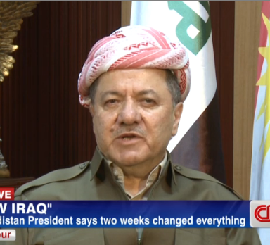 Iraq Is Breaking Apart And This Man Thinks It Can't Happen Soon Enough