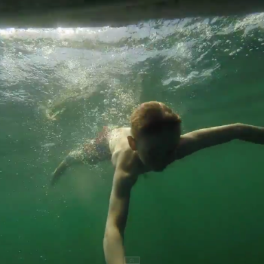 This Little Boy's GoPro Vid Is The Perfect Childhood Summer Day