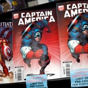 Marvel's Next Captain America Will Be Black