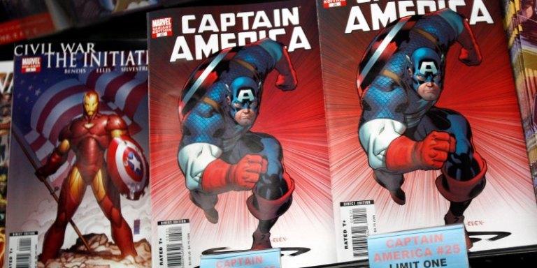 Marvel's Next Captain America Will BeBlack