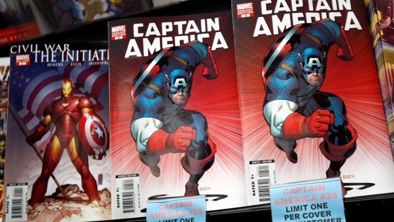 Marvel's Next Captain America Will Be Black