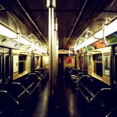 20 Incredibly Awkward Moments You Experience On Public Transportation