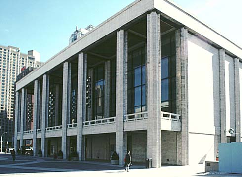 1973 new york state theater