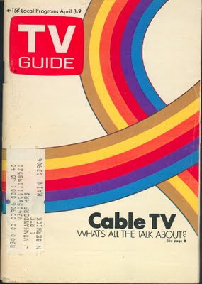 1973 tv guide cable