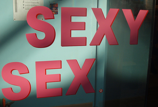 Sexy Sex by Anthony Easton