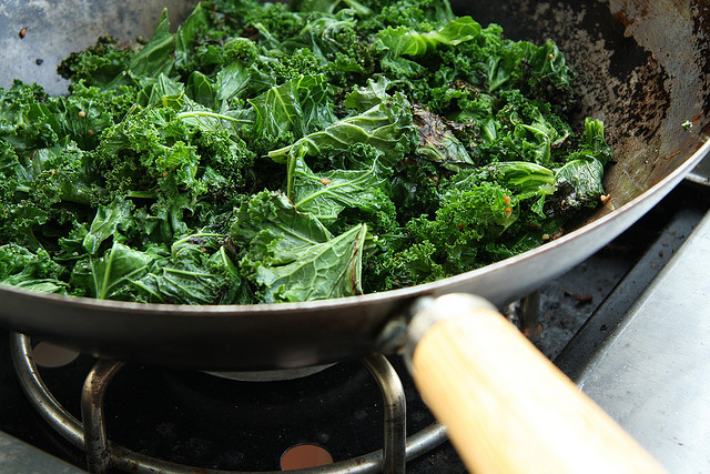21 Substitutes For Kale To Help You Through The Great Kale Shortage