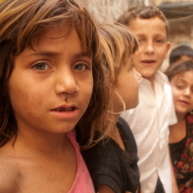 A Letter To The Children Of Palestine And Those Who Will Never Grow Old