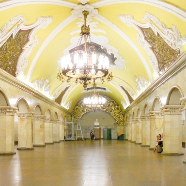 Is Today's Explosion On A Moscow Subway Being Hushed Up?