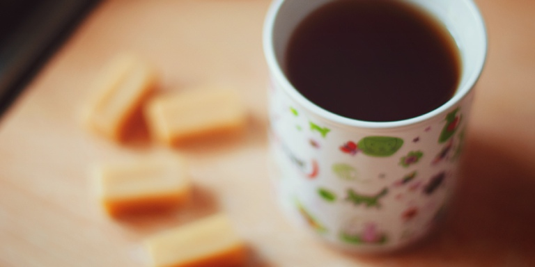 Making Coffee Is Something That Takes Patience. Tea, Not SoMuch.