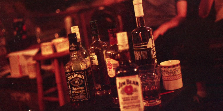 Booze And Me, Me And Booze: An ExistentialJourney