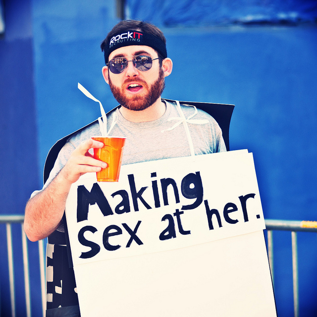Making Sex At Her by David Goehring