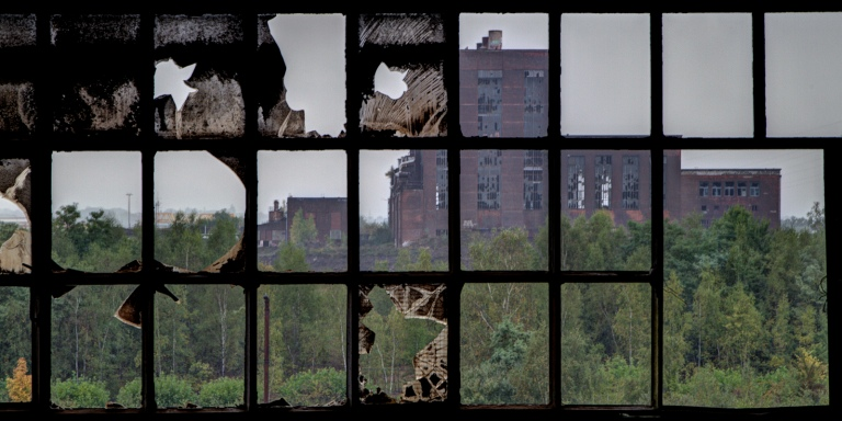 18 Haunting Photos Of Abandoned Buildings By Matthew Emmett, The Forgotten HeritagePhotographer