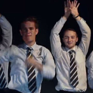 This Awesome All-Male A Cappella Group Singing Shakira Is All You Need To Brighten Your Day