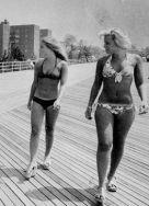 early july 1973 girls on bdwlk