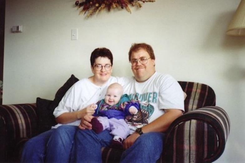 So typical. So '90s. So cute.