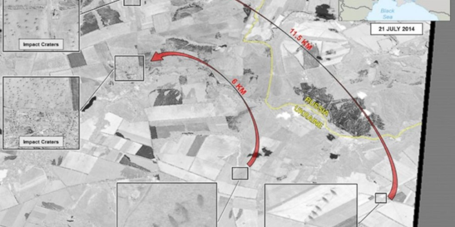 Putin Doesn't Care, Pictures Show Russia Now Firing Directly OnUkraine