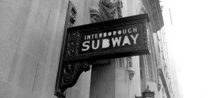 IRT subway sign NY Life Bldg
