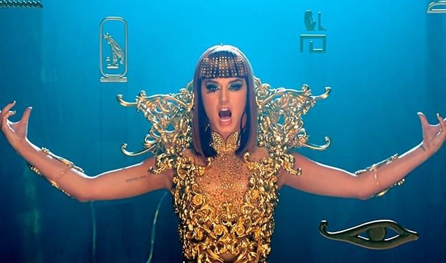 """Did Katy Perry Rip Off A Christian Rapper's Track For """"DarkHorse""""?"""