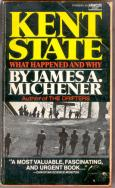 kent state book by james a michener