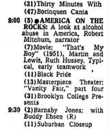late may 1973 bc presents tv listings may 27
