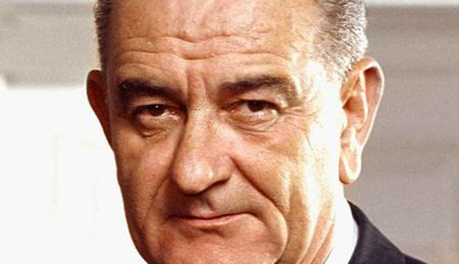 LBJ: Much More Than A Texas Hillbilly