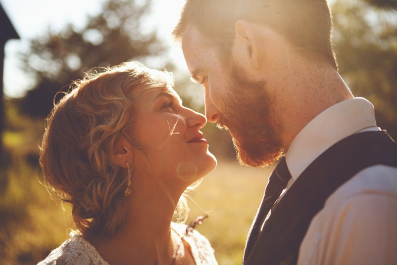 Kissing Marriage Love