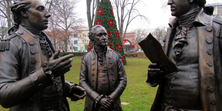 What The Founding Fathers Were Doing In Their20s