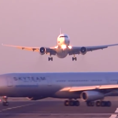 Passenger Planes Seconds Away From Crashing Into Each Other Diverted Away By Alert Pilot