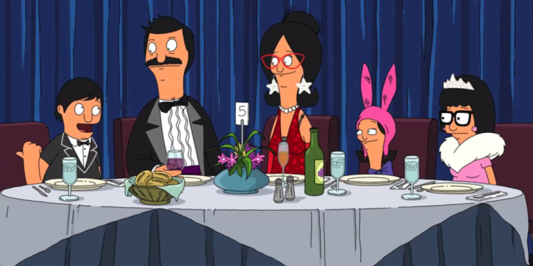 Bob's Burgers Is More Than Just Burgers. It's What A Family ShouldBe.
