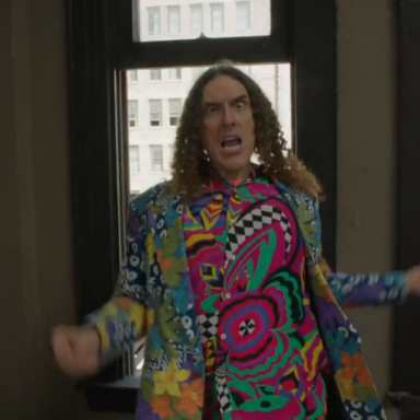 """Is Weird Al Yankovic's """"Tacky"""" The Pharrell Parody We've All Been Waiting For?"""