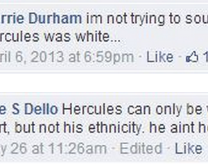 Check Out These White People That Don't Know Hercules Wasn't Real