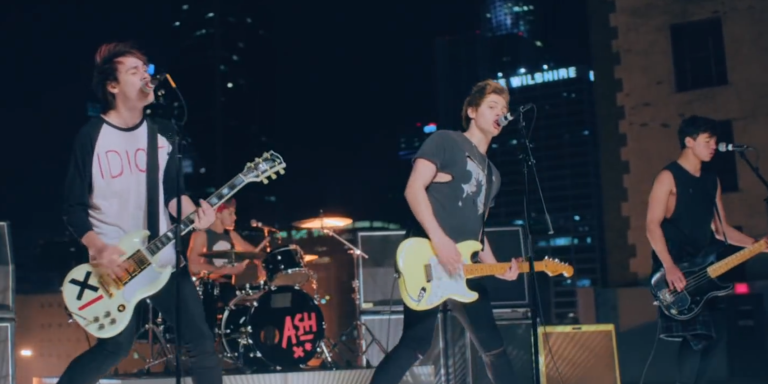 There's This Band Called 5 Seconds Of Summer And It's Totally For Us 20-Somethings