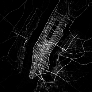 This Incredibly Sleek Data Visualization Shows Us How We Move Around In Cities