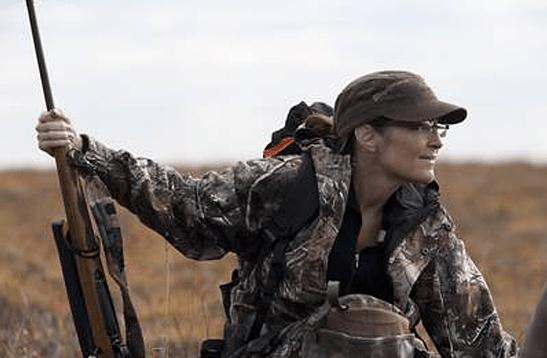 An Inside Look At Sarah Palin's NewNetwork