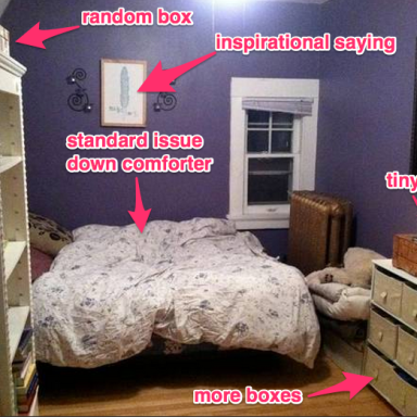 13 Bizarre Items Every Woman Keeps In Her Apartment