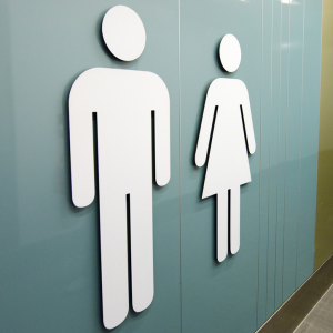 It's Gross To Let Trans Women Into Women's Bathrooms While I'm Trying To Have Diarrhea